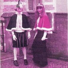1978 Prins Freddy Verkuijlen & Prinses Karin Vermeulen