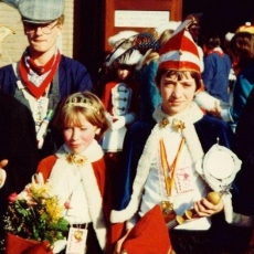 1982 Prins Richard van de Broek & Prinses Jacqueline van der Heijden