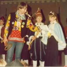 1985 Prins Marcellino van Munster & Prinses Silvie Marinus