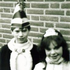 1986 Prins Joachim Lucius & Prinses Meggy Habraken