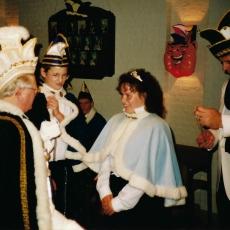 1989 Prins Edwin Lutz & Sandra Westerlaken