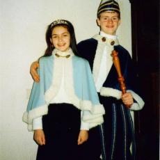 1991 Prins Rutger van de Boom & Prinses Miranda van de Heijden