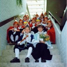 1993 Prins Bo Bok & Prinses Bettina van Zutphen