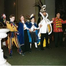 1997 Prins Bob Rommer & Prinses Ilse van Hintum