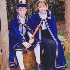 1998 Prins Roel Verstegen & Prinses Dorris Heijmeriks