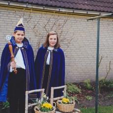 2000 Prins Ramon van Aspert & Prinses Joyce Langenhuizen