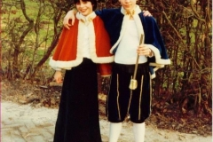 1981 Prins Ferdy Verhoeven & Prinses Conny Hurkmans