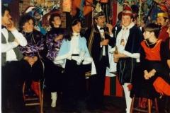 1984 Prins Rene Bissels & Prinses Hilde van Zutphen