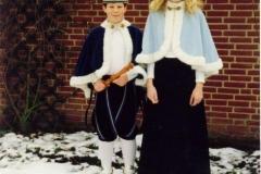 1988 Prins Jurgen Smits & Prinses Lisa Dijkhof