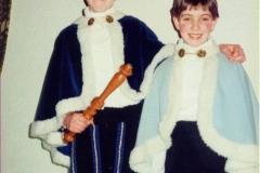 1990 Prins Jeroen van Krieken & Prinses Andrea van Zutphen