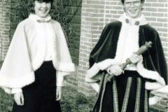 1992 Prins Roland Geenen & Prinses Tanja Oosterhof