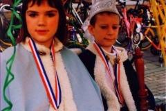 1994 Prins Rutger va n Grinsven & Prinses Ingrid van Beusekom