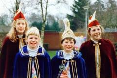 1995 Prins Paul Tips & Prinses Kristel van Hintum