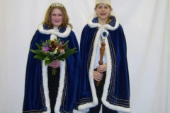 2009 Prins Kevin Buermans & Prinses Nancy Heesakkers